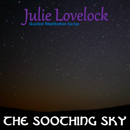 Guided Meditation | The Soothing Sky by Julie Lovelock